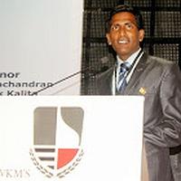 Ramachandran Manickam