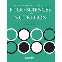 International Journal of Food Sciences and Nutrition | Publons