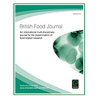 british food journal Journal description the british food journal is highly respected worldwide for its broad, interdisciplinary coverage of food-related research with its independent analysis and informed insights.